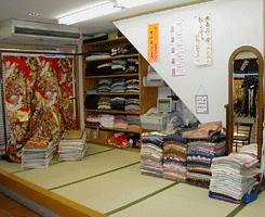 着物専門店大阪 きもの屋