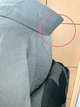 着物の衿の抜き方