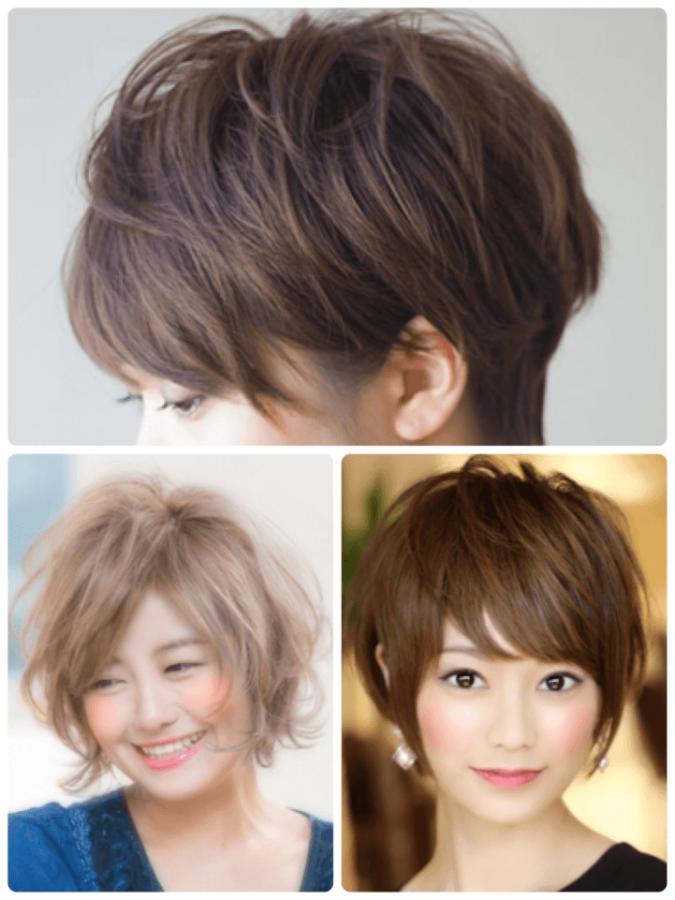 40代50代のショートで着物に似合う髪型を自分で簡単アレンジ 髪飾りは