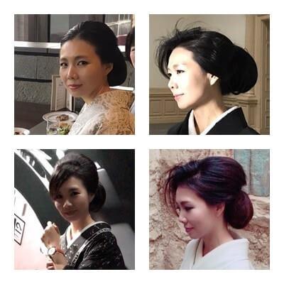 前髪を変えるだけで何通りの髪型もできてしまう万能アイテムです。