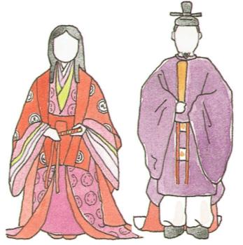平安時代の日本の衣服