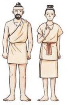 弥生時代の衣服