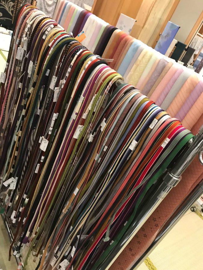 着物の帯締めの種類は何がある?三分紐や組紐や丸組の格の違いは?