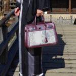 着物の普段着用の鞄(かばん)の種類を紹介!おすすめのコーディネートも!