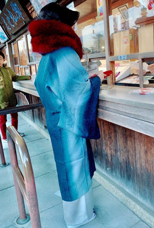 着物のショールの種類②