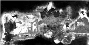 堀次郎の絵