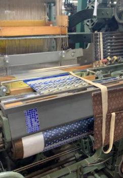 博多織機械織り
