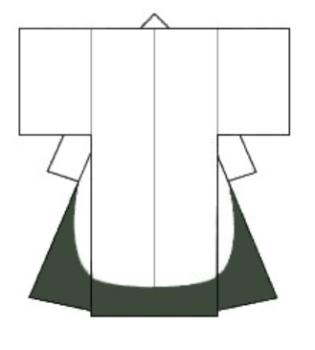 着物の江戸褄