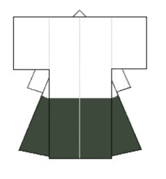 着物の裾模様
