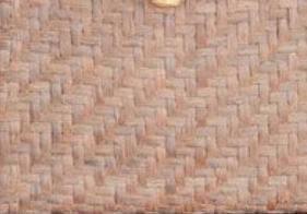 山葡萄かごバッグ網代編み