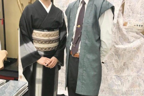牛首紬加藤先生