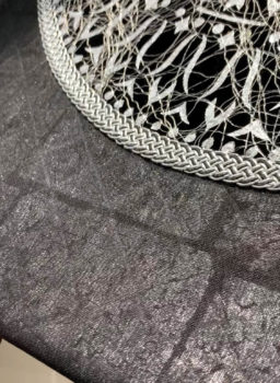 網目金糸袋帯の帯芯
