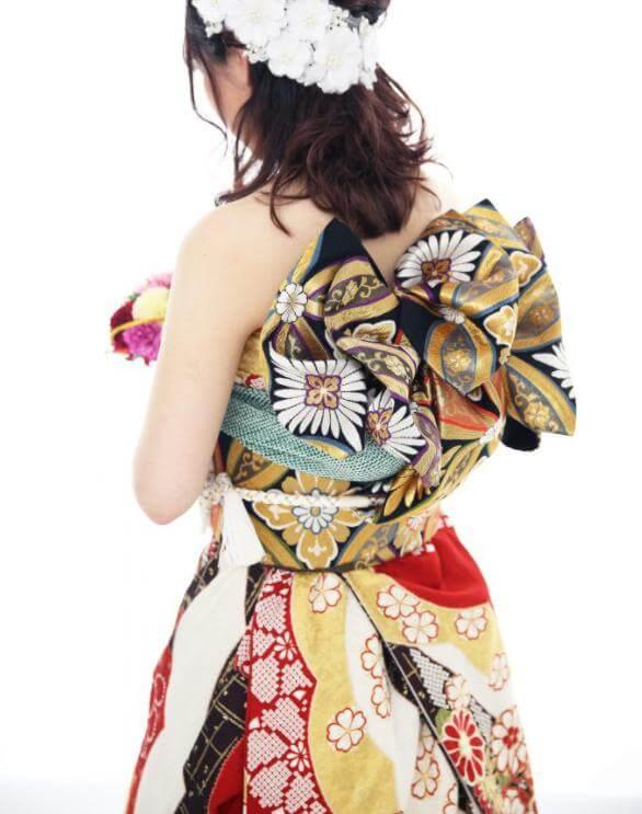 成人式ドレス名古屋川平屋