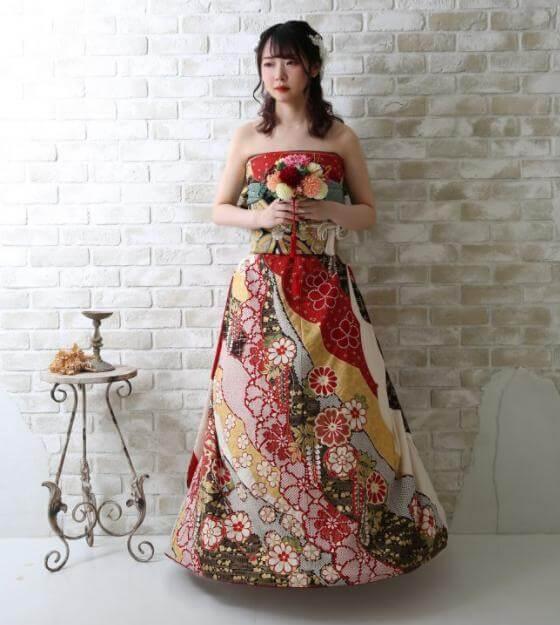 振り袖ドレス名古屋