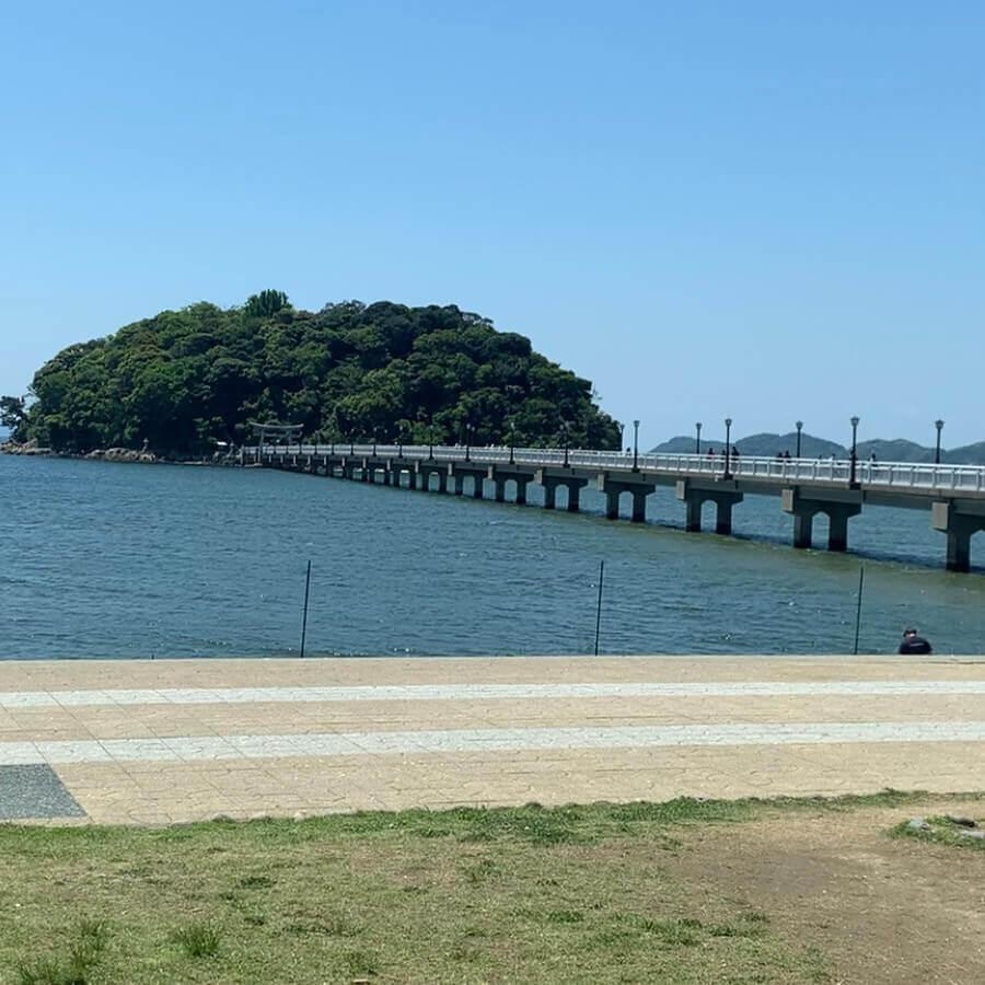 ツツジ祭り竹島