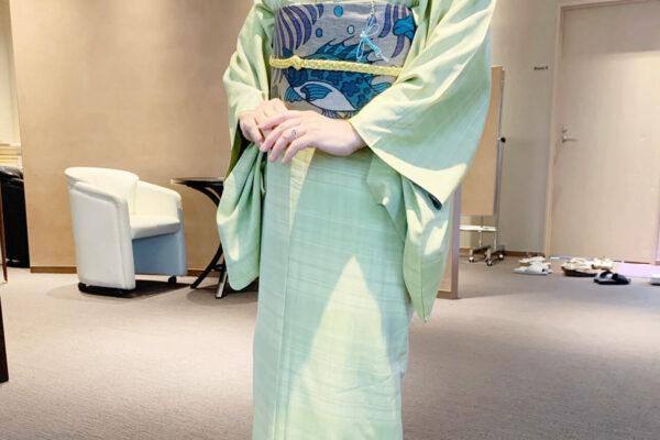 米沢紬新田織物